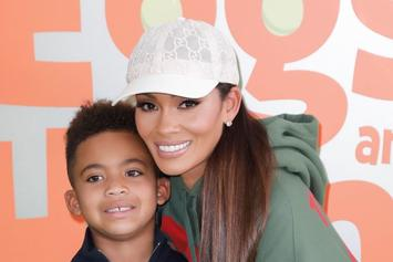 Evelyn Lozada Denies She Ever Experienced Physical Abuse By Carl Crawford