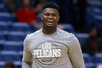 Zion Williamson Is Center Stage In NBA 2K21's PS5 Reveal