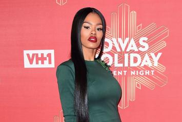 """Teyana Taylor Jams With Cardi B At Listening Party For """"THE ALBUM"""""""