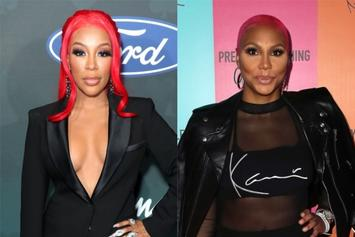 K. Michelle Attacks Tamar Braxton With Harsh Accusations
