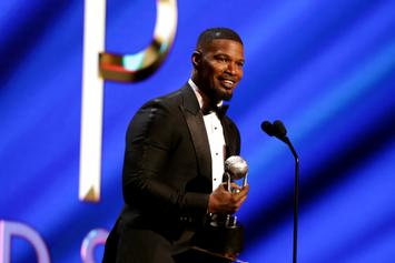 Jamie Foxx Confirms Mike Tyson Biopic Underway, Shows Off Transformation