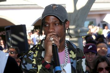 Travis Scott Buys $23.5 Million Mansion In All Cash