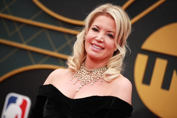 Lakers' Jeanie Buss Shares Disgusting & Racist Message Sent To Her