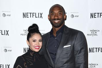 Vanessa Bryant Posts Emotional Message To Kobe On Father's Day