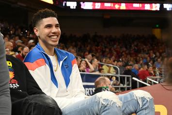 LaMelo Ball Posts Deleted Tweet Responding To LaVar's Warriors Claims