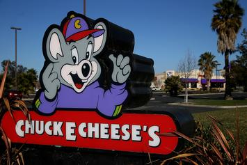 Chuck E. Cheese Officially Files For Bankruptcy