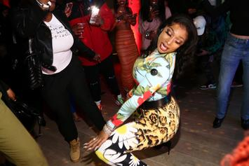 "Megan Thee Stallion Twerks It Out In Sneak Peek Of ""Girls In The Hood"" Visual"