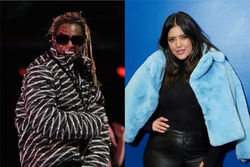 Lil Wayne's GF Denise Bidot Claps Back At Comment About His Ex-Fiancée