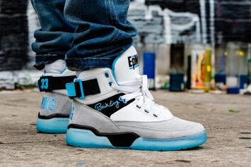 "EPMD x Ewing 33 HI ""Unfinished Business"" Drops Soon: Photos"