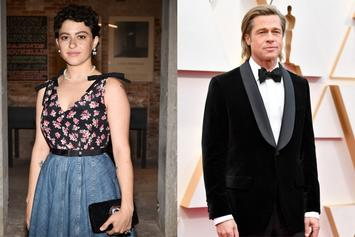 Alia Shawkat Addresses Brad Pitt Dating Rumors