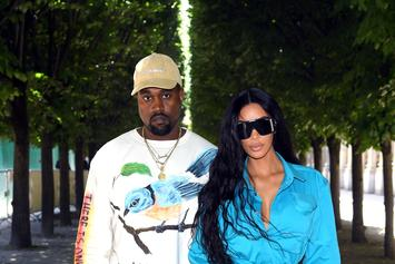 Kim Kardashian Congratulates Kanye West On His Yeezy x Gap Partnership