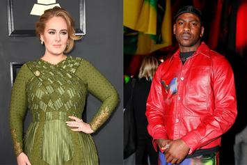 Skepta & Adele Relationship Rumors Return Following IG Commentary