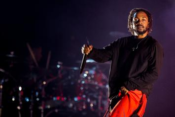 "Kendrick Lamar's ""GKMC"" Sets New Record For A Hip-Hop Album On Billboard 200"