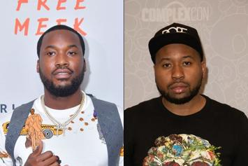 "Meek Mill Cancels Akademiks, Says He ""Gassed Beef"" That Got People ""Killed & Hurt"""