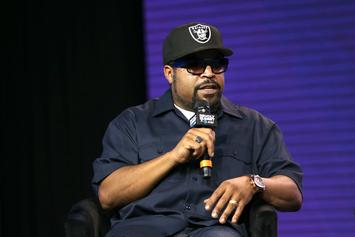 """Ice Cube Calls Reporter's Assault Accusation A """"F*ckin Lie"""""""