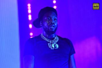 """Meek Mill Captured Pain & Glory On The """"Dreams & Nightmares"""" Intro"""
