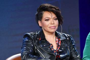 Tisha Campbell Denies She Confirmed August Alsina, Jada Pinkett Smith Rumors