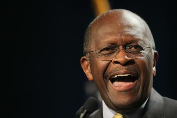 Herman Cain, Ex Pres. Candidate, Contracts COVID-19 After Trump Rally