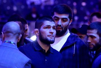 Khabib Nurmagomedov's Father Dies Due To Coronavirus