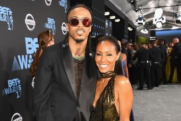 "Jada Pinkett Smith Recalls Meeting August Alsina In Resurfaced ""RTT"" Clip"
