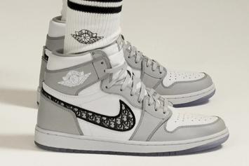 Dior x Air Jordan 1 Collab Led To Millions Of Swift Ls
