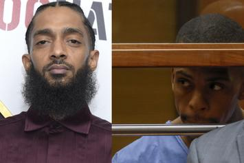 Nipsey Hussle Murderer Wants Transcripts From Grand Jury Hearing Sealed