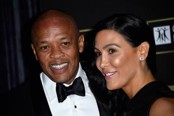 Dr. Dre's Wife Spotted Leaving Attorney's Office After Filing For Divorce