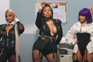 "City Girls Drop Sexy ""P*ssy Talk"" Video With Doja Cat"