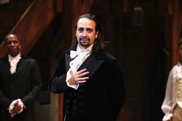"Lin-Manuel Calls ""Hamilton"" Cancel Culture Criticisms ""Valid"""
