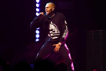 Chris Brown Gets Possessive Over His Baby Mama
