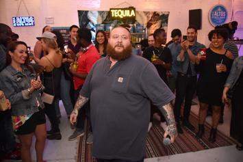 """Action Bronson Shows Off 80-Pound Weight Loss: """"I Deserve To Have A Hot Bod"""""""