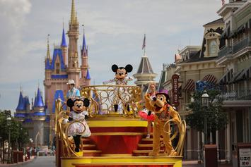 Disney World Reopens Amidst Coronavirus Surge In Florida
