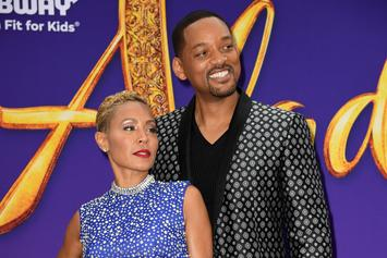 """Red Table Talk"" With Jada Pinkett Smith & Will Smith Sets Facebook Record"