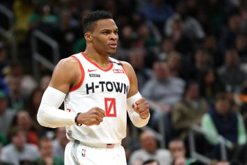 Russell Westbrook Tests Positive For Coronavirus