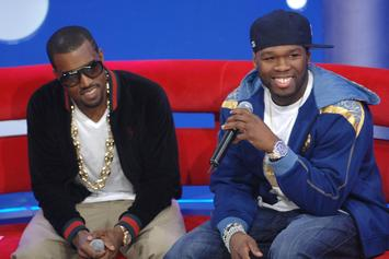 "50 Cent Calls Kanye West's Presidential Bid ""A Diversion"""