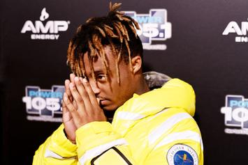 "Juice WRLD ""Legends Never Die"" Song Changed With New Lyrics & Beat"
