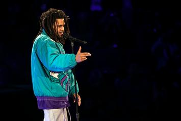 J. Cole Isn't Dropping An Album Soon, Dreamville President Says