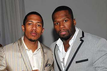 "50 Cent Parodies Nick Cannon, Announces New ""Out Wild"" Show"