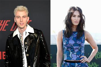 "Machine Gun Kelly Thinks Megan Fox Has ""The Most Beautiful Feet That Exist"""