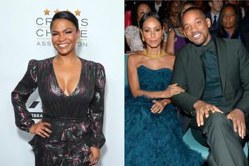 """Nia Long """"Feels Bad"""" For Will & Jada Pinkett Smith: """"They've Been So Vulnerable"""""""
