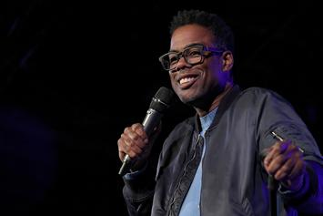 Chris Rock Gets First Tattoo Ever At Age 55 With Daughter