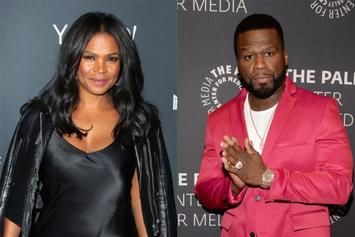 "Nia Long Trolls 50 Cent: ""I Guess Black Women Are Exotic"""