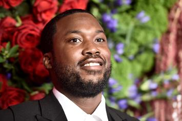 "Meek Mill Echoes Young Thug By Defending James Harden's ""Blue Lives Matter"" Mask"