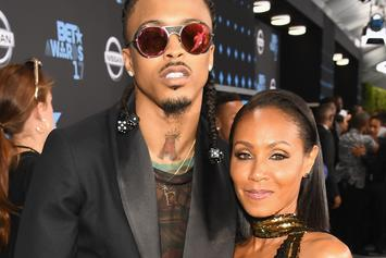 "August Alsina Defines His ""Entanglement"" With Jada"