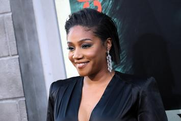 "Tiffany Haddish ""Just Loving"" Her New Bald Look: See Photo"