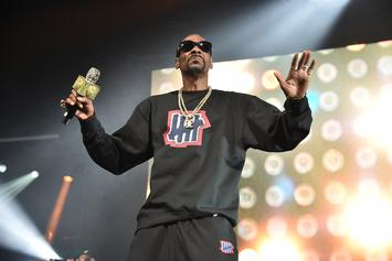 "Snoop Dogg Officially Launches Wine Line With The ""Snoop Cali Red"""