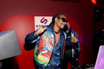 "Snoop Dogg Debuts Mobile Game ""Snoop Dogg's Rap Empire"""