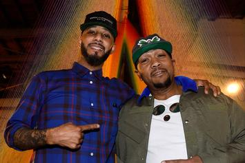 "Swizz Beatz & Timbaland Partner With Apple Music For Exclusive ""Verzuz"" Deal"