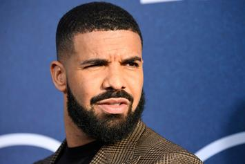 Drake Holds It Down For Hip-Hop's Fallen In New Pic