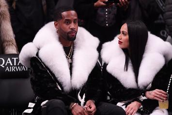 "Erica Mena ""Satisfies"" Safaree Samuels In X-Rated OnlyFans Video"